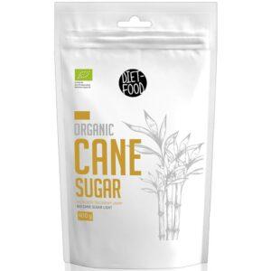 Diet Food Cane Sugar mahe roosuhkur, Light - hele (400 g) 1/1