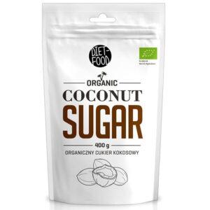 Diet Food Organic Coconut Sugar kookospalmisuhkur (400 g) 1/1