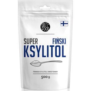 Diet Food Super Finnish Ksylitol ksülitool (500 g) 1/1