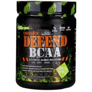 Grenade Defend BCAA, Green Apple (390 g) 1/1