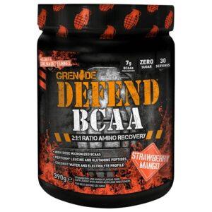 Grenade Defend BCAA, Strawberry Mango (390 g) 1/1