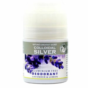 NGS Colloidal Silver Lavender roll-on deodorant (50 ml) 1/1