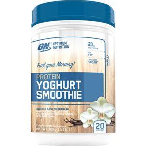 Optimum Nutrition valgurikas jogurtismuuti, Vanilje (700 g). Parim enne 06.2019 1/1